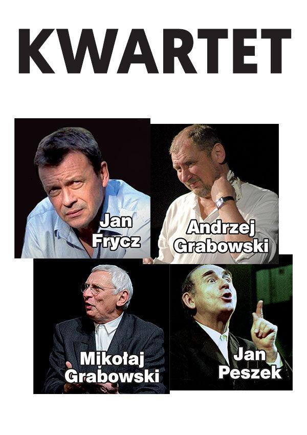 Kwartet dla czterech aktorów